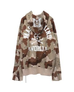 MASTERMIND WORLD SWEATSHIRT 043 / 1 : CAMOUFLAGE