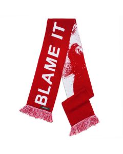 MISBHV BLAME IT ON MY YOUTH SCARF / RED