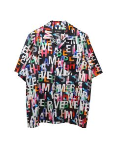 MISBHV MISBEHAVE SHORT SLEEVE SHIRT / MULTI