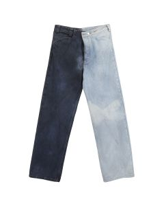 MAGLIANO WORK TWISTED PANTS / 057 : LIGHT BLUE