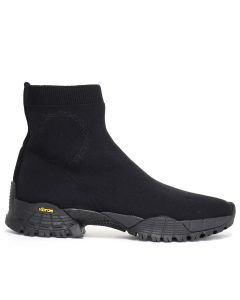 1017 ALYX 9SM KNIT HIKING BOOT / BLACK
