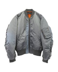 Martine Rose BOMBER JACKET / SUNBLEACH GREY