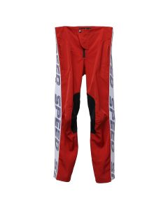 Martine Rose MOTORCROSS TROUSER / RED