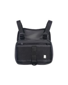 1017 ALYX 9SM NEW MINI CHEST RIG / BLK0001 : BLACK