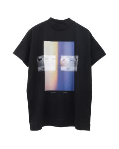 1017 ALYX 9SM MOCK NECK TEE / BLK0001 : BLACK