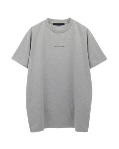1017 ALYX 9SM S/S TEE VISUAL / GRY0001 : GREY