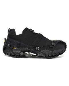 1017 ALYX 9SM LOW HIKING BOOT w/VIBRAM SOLE / 001 : BLACK