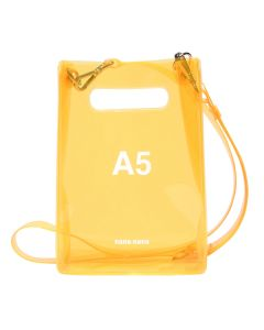 nana-nana A5 BAG / NEON ORANGE