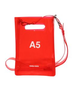 nana-nana A5 BAG / RED