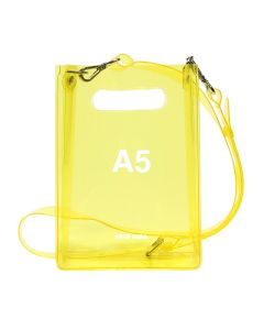 nana-nana A5 BAG / YELLOW