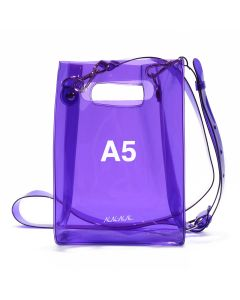 nana-nana A5 BAG / PURPLE