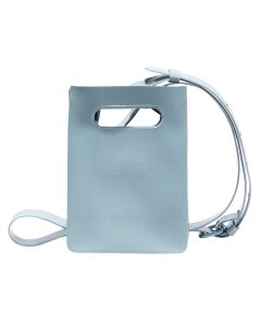 nana-nana OPAQUE A6 BAG / BLUE GRAY