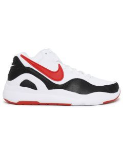 NIKE DILATTA / 102 : WHITE/UNIVERSITY RED-BLACK