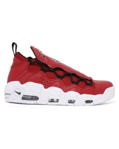 NIKE AIR MORE MONEY / 600 GYM RED-BLACK WHITE
