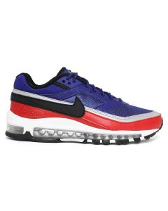 NIKE AIR MAX 97/BW / 400 : DEEP ROYAL BLUE/BLACK