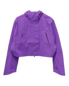 NIKE LAB WMNS NWCC JACKET / 505 : BRIGHT VIOLET