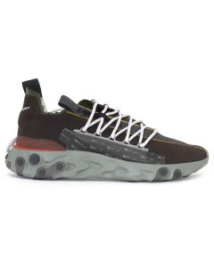 NIKE REACT WR ISPA / 200 : VELVET BROWN/TERRA ORANGE