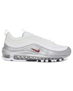 NIKE AIR MAX 97 QS / 100:WHITE-VARSITY RED