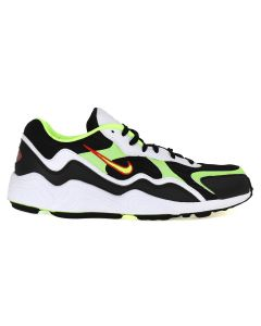 NIKE AIR ZOOM ALPHA / 003 : BLACK/VOLT-HABANERO RED-WHITE