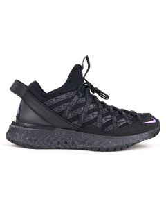 NIKE ACG REACT TERRA GOBE / 001 : BLACK/SPACE PURPLE-ANTHRACITE