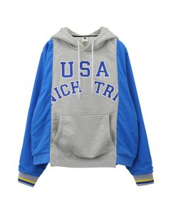 NIKE NRG COLLECTIVE COMUNE HOODIE / 406 : PHOTO BLUE