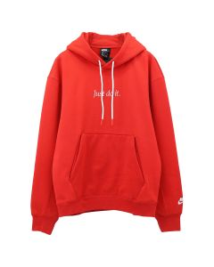 NIKE NSW JDI HOODY PULLOVER / 657 : UNIVERSITY RED