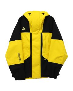 NIKE LAB ACG GORETEX HD JACKET / 728 : AMARILLO-BLACK