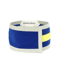 NAMACHEKO MINI SCARF / BLUE