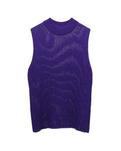 NAMACHEKO HOVAN VEST / 990 : PURPLE BRIGHT