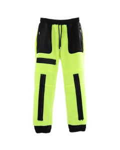 99%IS- 90'S BONDAGE PANT / NEON GREEN
