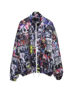 99%IS- COLLAGE JACKET / MIX