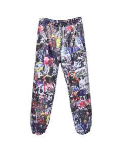 99%IS- COLLAGE PANTS / MIX
