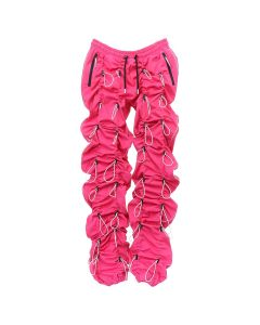 99%IS- GOBCHANG PANTS / PINK-WHITE