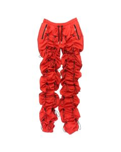 99%IS- GOBCHANG PANTS / RED-BLACK