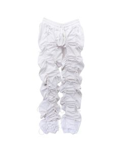 99%IS- GOBCHANG PANTS / WHITE