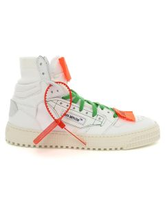 OFF-WHITE c/o Virgil Abloh MENS LOW 3.0 SNEAKER / WHITE NO COLOR