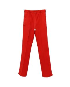 OFF-WHITE c/o Virgil Abloh MENS TRACKPANT / 2000 : RED NO COLOR