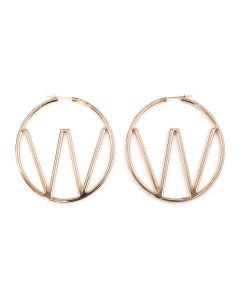 OFF-WHITE c/o Virgil Abloh WOMEN W EARRING / 2700 : PINK NO COLOR