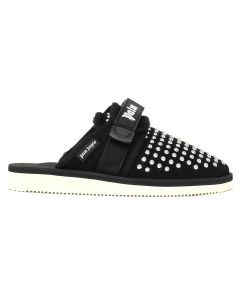 Palm Angels SUICOKE SLIPPER / 1000 : BLACK NO COLOR