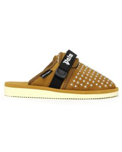 Palm Angels SUICOKE SLIPPER / 4800 : BEIGE NO COLOR