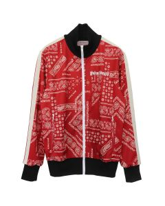 Palm Angels BANDANA TRACK JKT / 2001 : RED WHITE