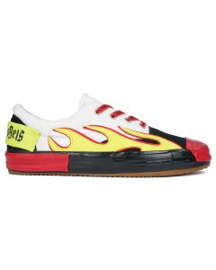 Palm Angels FLAME / 8860 : MULTICOLOR YELLOW