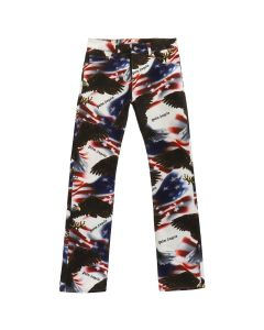 Palm Angels EAGLE DENIM / 8800 : MULTICOLOR NO COLOR