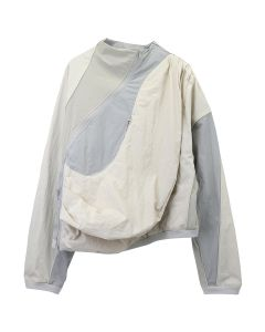 POST ARCHIVE FACTION 2.0 JACKET CENTER / IVORY-GREY