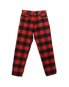 PHINGERIN JT2 JEANS PLAID / B : RED