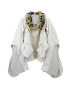 Per Götesson AVIATOR JACKET / IVORY
