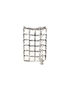 Paco Rabanne SAC SOIR EVENING BAG / P040 : SILVER
