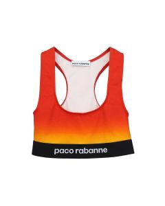 Paco Rabanne TOP CROPPED TOP / V960 : REGGEA