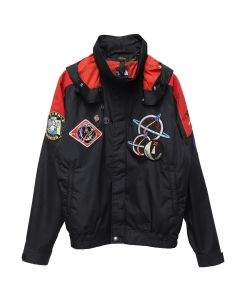PINTRILL CUSTOM JACKET TNF / RED-BLACK