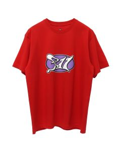 PHIRE WIRE PSYCHIC PW TEE / RED